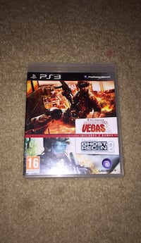 Sony ps3 double game Ashburn, 20148