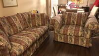 Comfortable Love Seat and Chair Austin, 78753