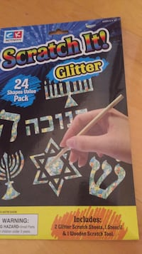 New Chanukah arts and crafts 780 km