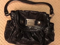 Navy blue Kathy Van Zealand women's purse Toronto, M1C 4M7
