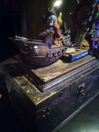 Pirate Trinket Chest treasure chest