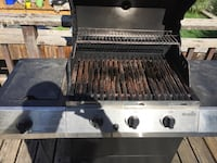stainless steel outdoor gas grill Hanover, N4N 2V6