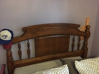 SELLING SOLID WOOD BEDROOM SET Toronto, M5M 3A3