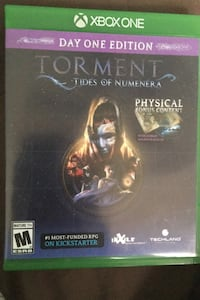 Xbox one torment
