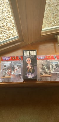 hawk solo bobblehead and two tim raines starting lineup Oak Lawn, 60453