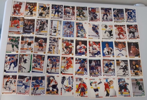 50 Variety Hockey Cards... $2 Firm For All.