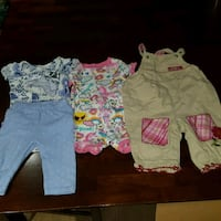 Baby girl clothes Hamilton, L8E 1G2