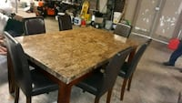 Dinning table with 6 chairs Falls Church