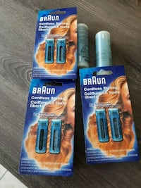 4 boxes of Braun cordless styling energy cell (2 c Dollard-des-Ormeaux, H9G 1B8