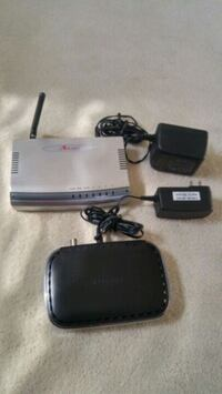 Netgear Docsis 3.0 modem and router Silver Spring, 20902
