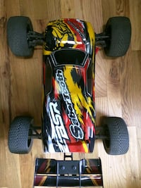 black and red RC car Portland, 97206