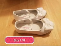 Little girls shoes size 7 Copperas Cove, 76522