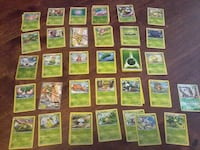 Pokemon 6 coins, 589 cards, 1 tin can and 3 pins.  Orange Park, 32003