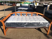 Dey bed with mattress new Bakersfield, 93307