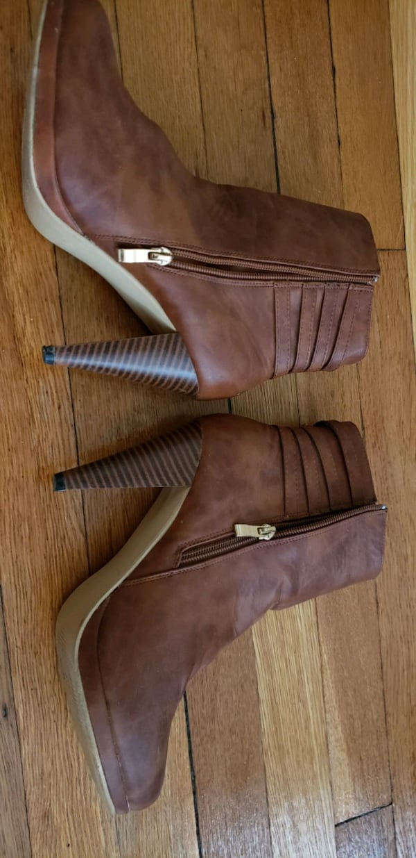 tan brown boots 2