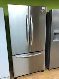 KitchenAid stainless steel French door refrigerator  Woodbridge, 22191