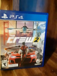 Ps4 The Crew 2 Barrie, L4N 3E9