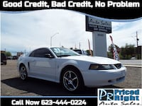 2002 Ford Mustang Coupe 2D *Easy Credit Approvals* PHOENIX