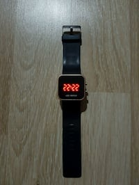 led watch saat