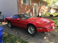 Chevrolet - Corvette - 1988 Columbus