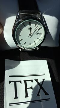 TFX Brand New with 1 year warranty. Cool everyday watch