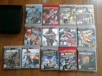 PS3 games Mississauga, L5M 7Y8