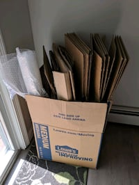 Moving Boxes FREE Burrillville, 02830