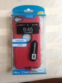 red and black iPhone 5 case Edmonton, T5W 0M8