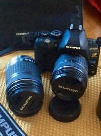 Olympus Digital Camera Package. E 620 with additional lens. Paid 1400 for complete package and used only once.  Dartmouth, B2V 1Y6
