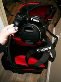 Canon SX530 HS WiFi Camera w/Bag & Battery