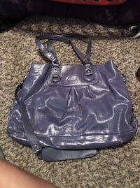 New without tags purple coach purse  Joliet, 60431