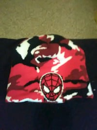 Camo Spiderman hat  Merced, 95341