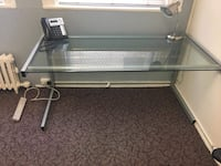 Glass Top Table Westminster, 21158