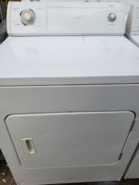 Whirlpool dryer,  dryer ONLY.  Warranty and delivery