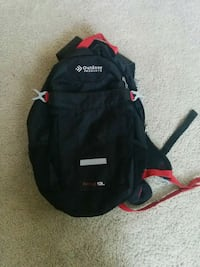 black and red Under Armour backpack San Jose, 95124