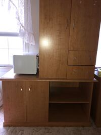 Desk with cabinets located in Rockville 20853