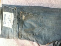 blue True Religion denim