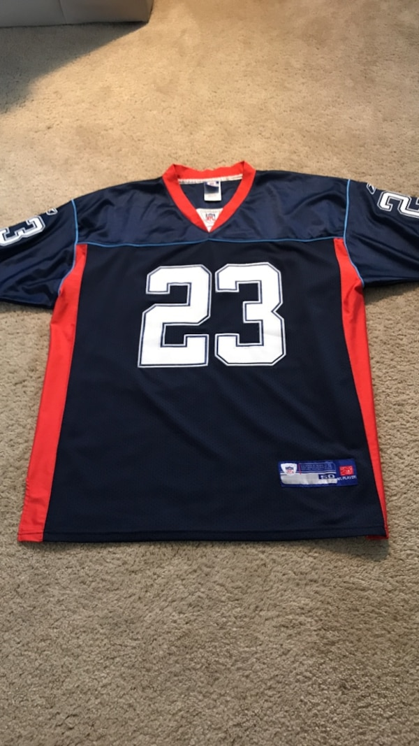 separation shoes 437f1 03d31 Marshawn Lynch authentic stitched Buffalo Bills rookie jersey
