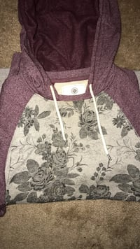 Grey Rose Sweatshirt  Martinsburg, 25401