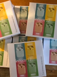 Inpods 12 (wireless) for Apple and Android devices Montréal, H8Y
