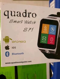 Quadro Smart Watch