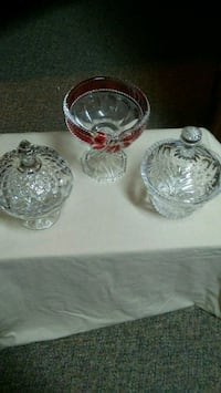 Two Candy Bowls