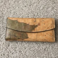 Map Wallet (new). Parkville, 21234