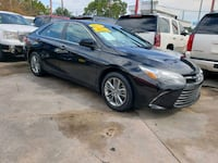 1800 down payment Toyota - Camry - 2015