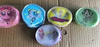 Brand New POWER PUFF GIRLS Coin pouch Coquitlam, V3B 0B2