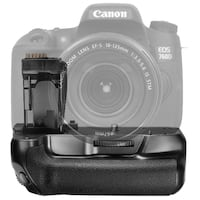 Battery Grip for Canon EOS Rebel T6I/750D and T6S/760D  Toronto, M6N