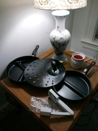 Brand new pans Great Condition