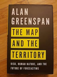 the map and the territory by alan greenspan Huntington Beach, 92648