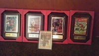 Framed sport cards Cahokia, 62206