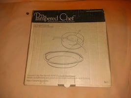 Pampered chef cake pans